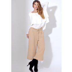 Pantalon Amy beige botas