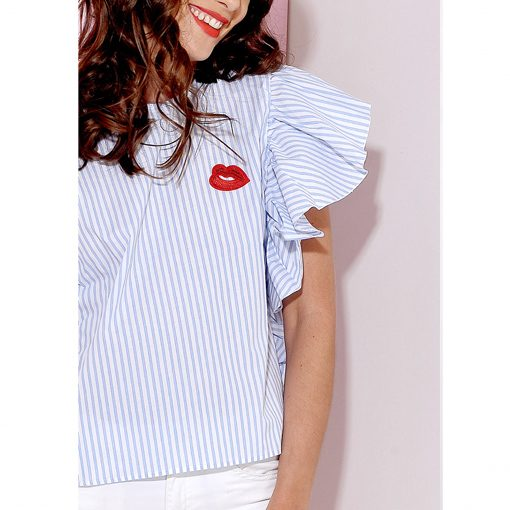 Camisa Jazmín KISS