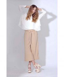 Pantalon Amy beige